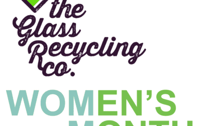 Toasting the successful women in the glass recycling industry